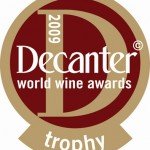 Decanter award