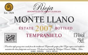 Monte Llano
