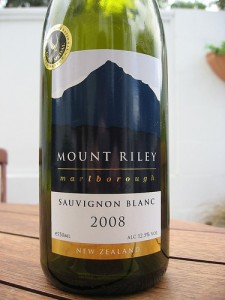 Mount Riley Marlborough 2008
