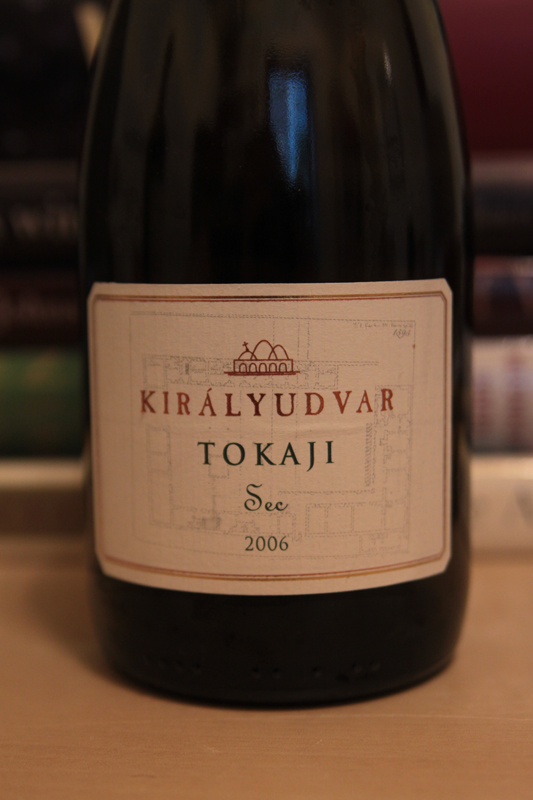 Királyudvar Tokaji Sec 2006