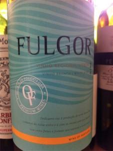 3. Fulgor, Vinho Regional Lisboa, 2010, 13,5% (białe)