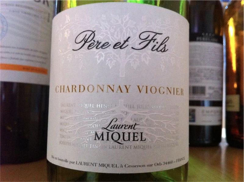 Laurent Miquel, IGP d'Oc, 2010, 13% (kupaż: Chardonnay 35%, Viognier 65%).