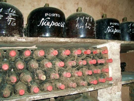 niepoort_cellar