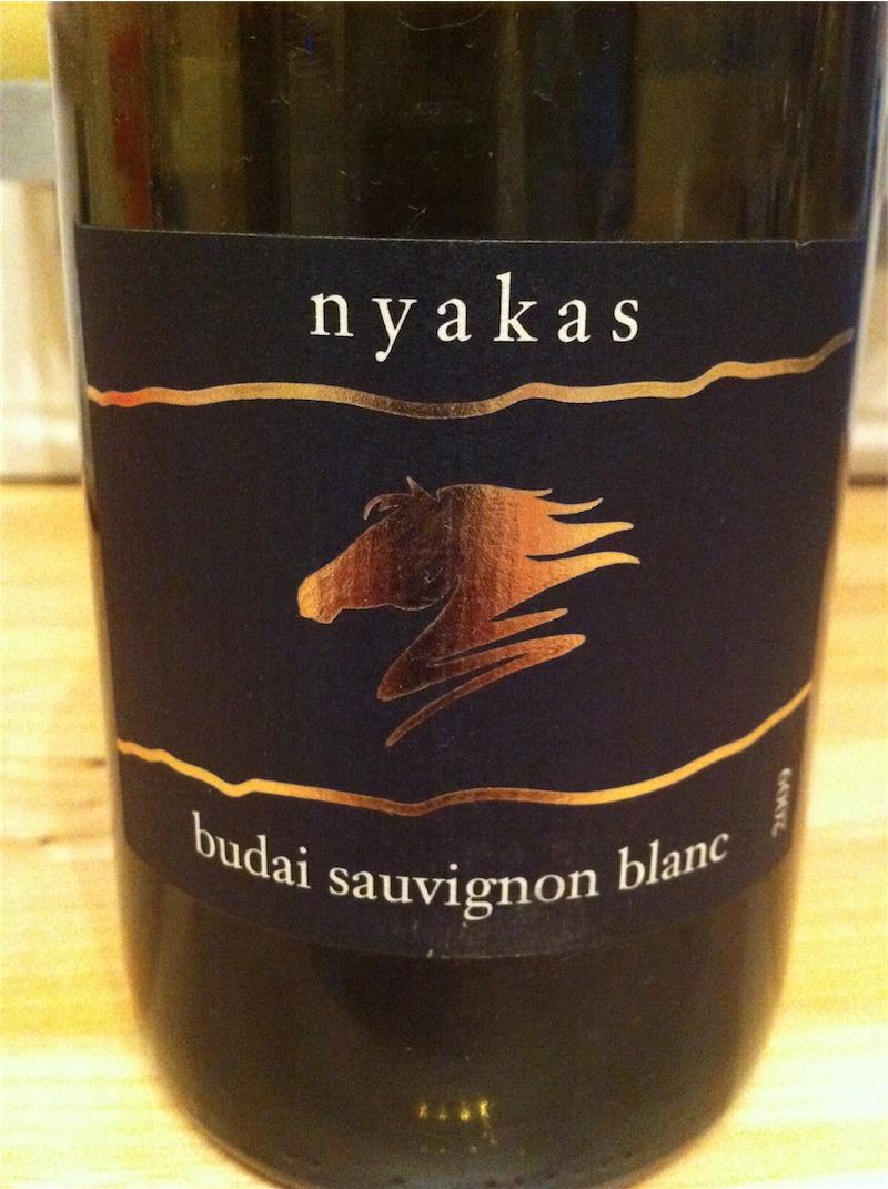 Nyakas Budai Sauvignon Blanc 2009