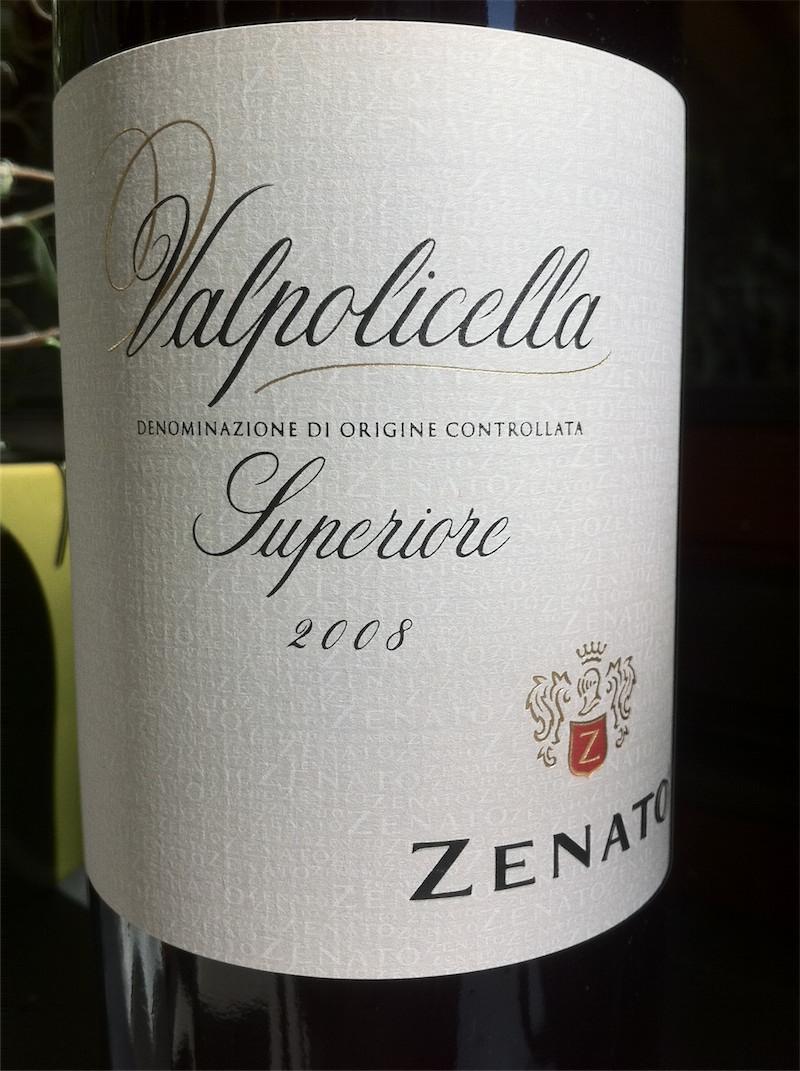 Zenato Valpolicella Superiore 2008