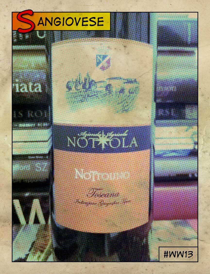 Azienda Agricola Nottola - Il Nottolino - 2009 - IGT Toscana