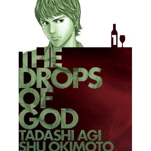 Drops of God okładka