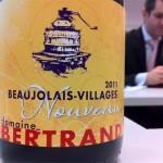 Domaine Bertrand Beaujolais-Villages Nouveau 2011