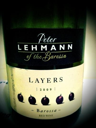 Peter Lehmann Layers Barossa 2009