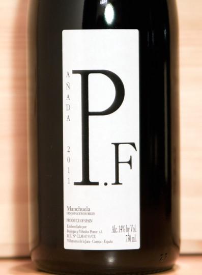 B.V. Ponce P.F. Bobal 2010