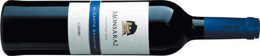 Monsaraz, 100% Alicante Bouschet - love it or hate it
