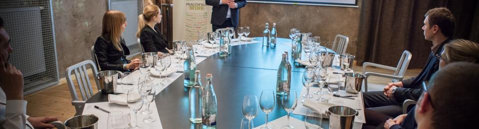 Pracownia Wino - Winosfera - Szkolenia o winie, kursy, degustacje komentowane