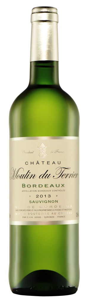 Chateau Moulin du Terrrier Bordeaux 2013