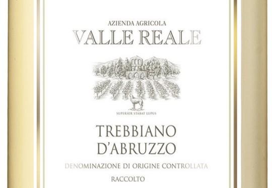 Valle Reale Trebbiano d'Abruzzo