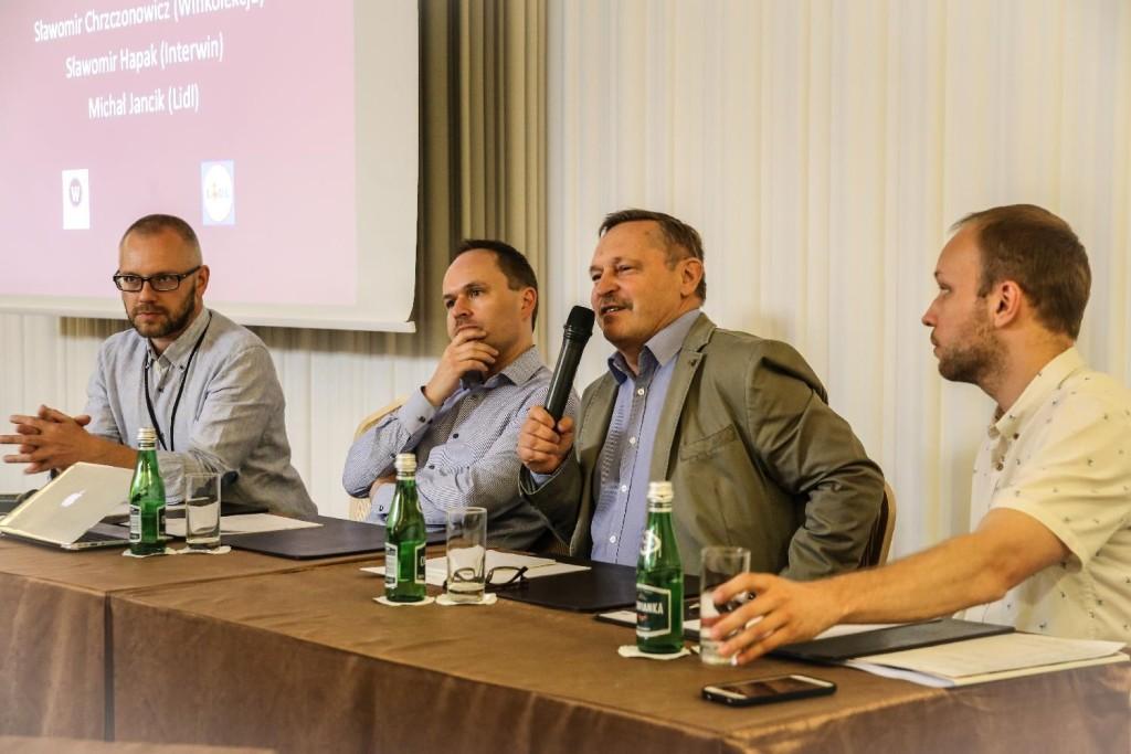 III Zlot Blogosfery winiarskiej-panel dyskusyjny