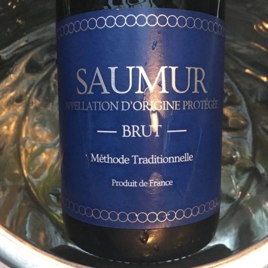 Samur brut AOP Samur - wino musujące Lidl
