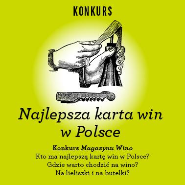 Karta win - Magazyn Wino
